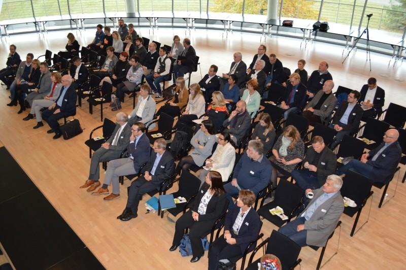 Veranstaltungsteilnehmer (c) Regionalagentur OWL, P. Biernot